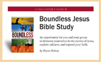 Boundless Jesus Bible Study Facilitator's Guide