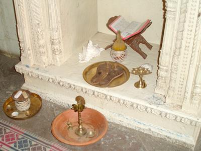Christ-Centered Ashram Inside